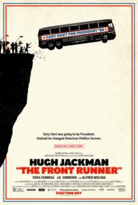 Film Poster: THE FRONT RUNNER
