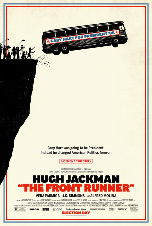 Film Poster: THE FRONT RUNNER