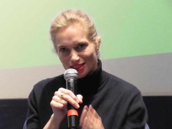 Director Alexis Bloom