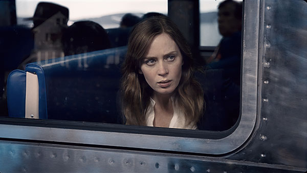 Film Image: The Girl on the Train