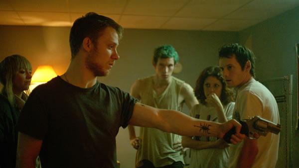 Film image: GREEN ROOM