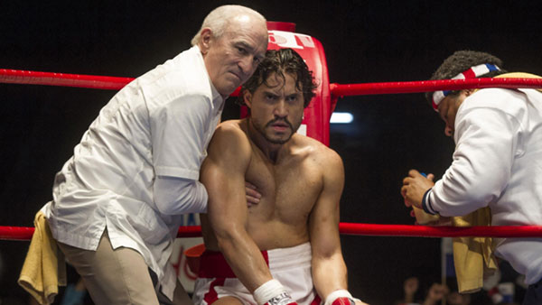 Film Image: Hands of Stone