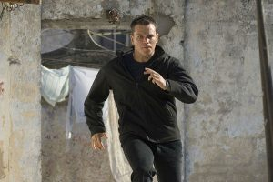 Film Image: Jason Bourne