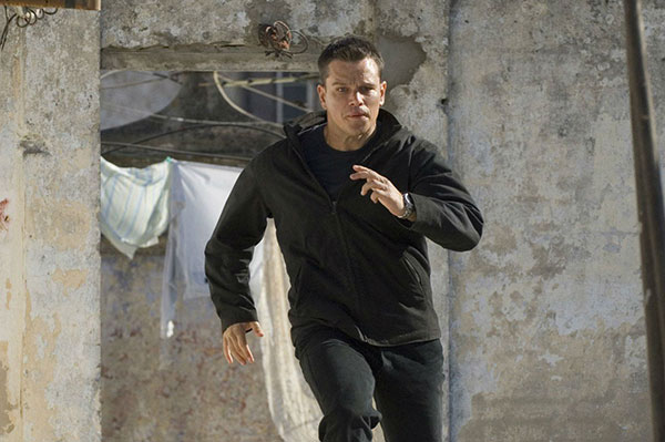 Film Image: Jason Bourne