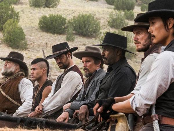 Film Image: The Magnificent Seven (2016)