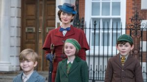 Film Image: MARY POPPINS RETURNS