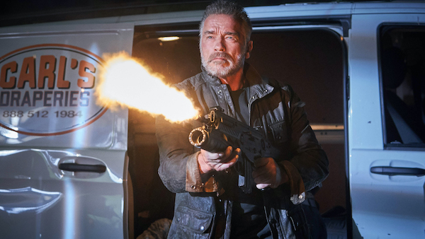Film Image - TERMINATOR: DARK FATE
