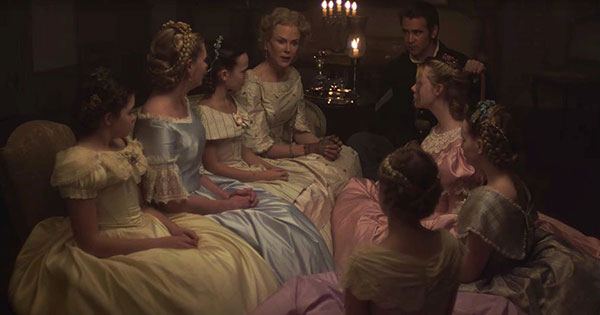 Film Image: The Beguiled