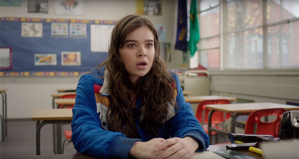 Film Image: The Edge of Seventeen
