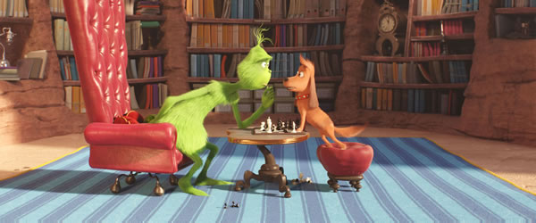 Film Image: THE GRINCH