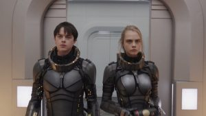 Film Image: Valerian and The City of A Thousand Planets