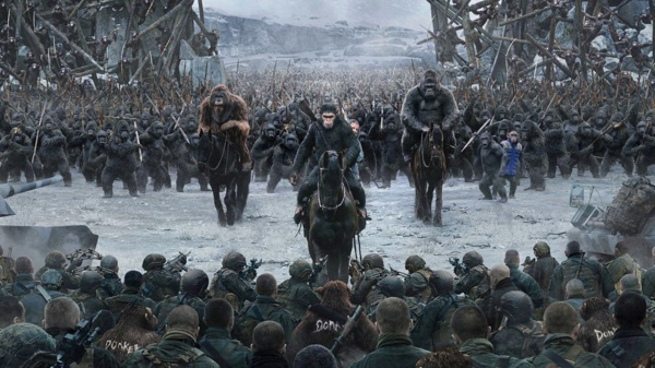 Film Image: War For The Planet Of The Apes