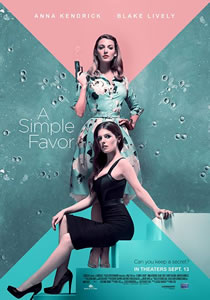 Film Poster: A Simple Favor