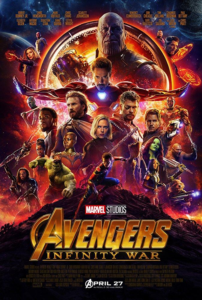 Film Poster - Avengers: Infinity War