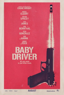 Film Poster: Baby Driver