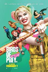 Film Poster: BIRDS OF PREY