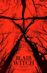 Film Poster: Blair Witch