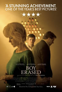 Film Poster: BOY ERASED