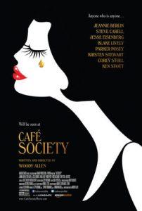 Film Poster: Café Society