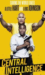 Film Poster: Central Intelligence
