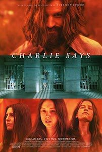 Film Poster: CHARLIE SAYS