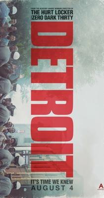 Film Poster: DETROIT