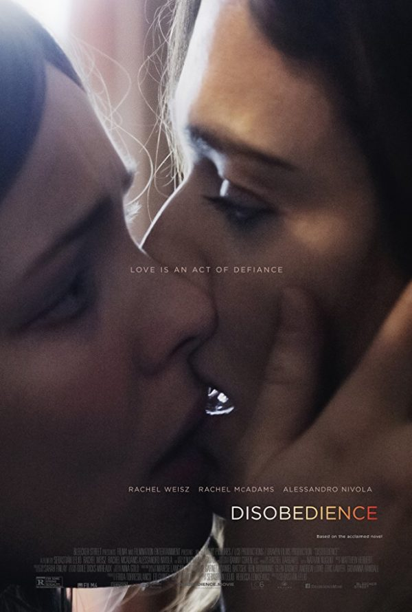 Film Poster: Disobedience