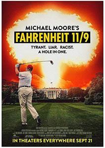 Film Poster Farenheit 11/9
