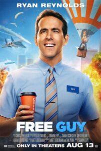 Film Poster: FREE GUY