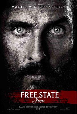 Film Poster: Free State of Jones