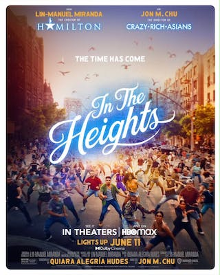 Film Poster: IN THE HEIGHTS