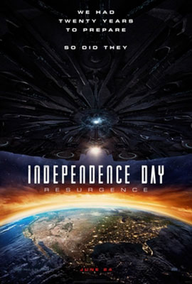 Film Poster - Independence Day: Resurgence