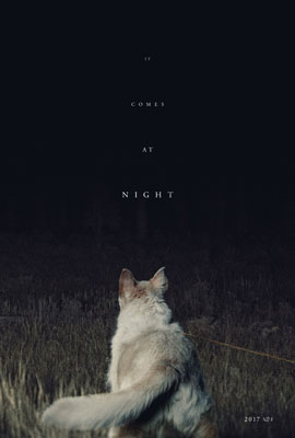 Film Poster: It Comes at Night