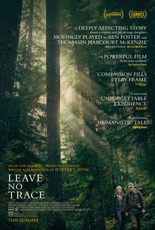 Film Poster: Leave No Trace