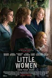 Film Poster: LITTLE WOMEN