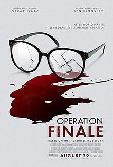 Film Poster: Operation Finale