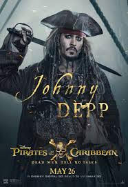 Film Poster: Pirates of the Caribbean