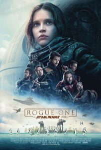 Film Poster: Rogue One