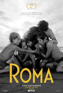 Film Poster: ROMA