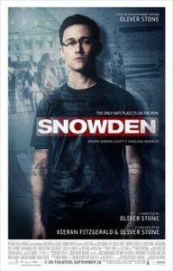 Film Poster: Snowden