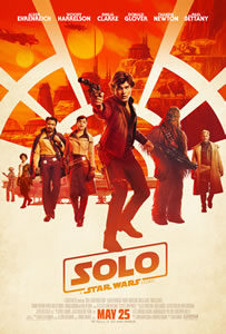 Film Poster - Solo: A Star Wars Story