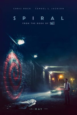 Film Poster: SPIRAL FROM THE BOOK OF SAW