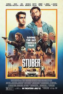 Film Poster: STUBER