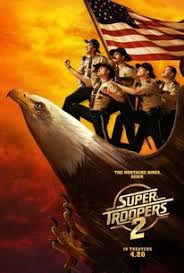 Film Poster: Super Troopers