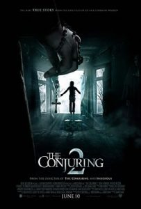 Film Poster: The Conjuring 2
