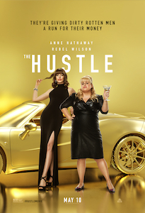 Film Poster: THE HUSTLE