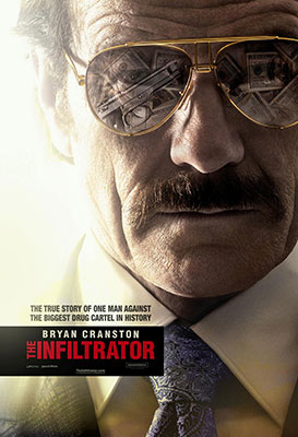 Film Poster: The Infiltrator