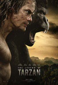 Film Poster: The Legend of Tarzan