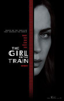 Film Poster: The Girl on the Train