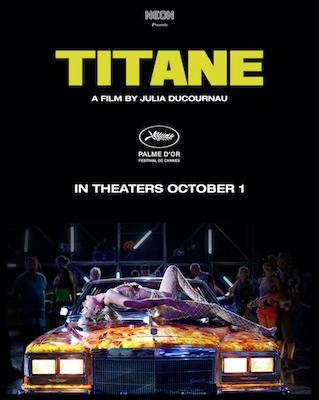 Film Poster: TITANE